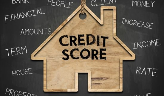 credit needed to buy a house