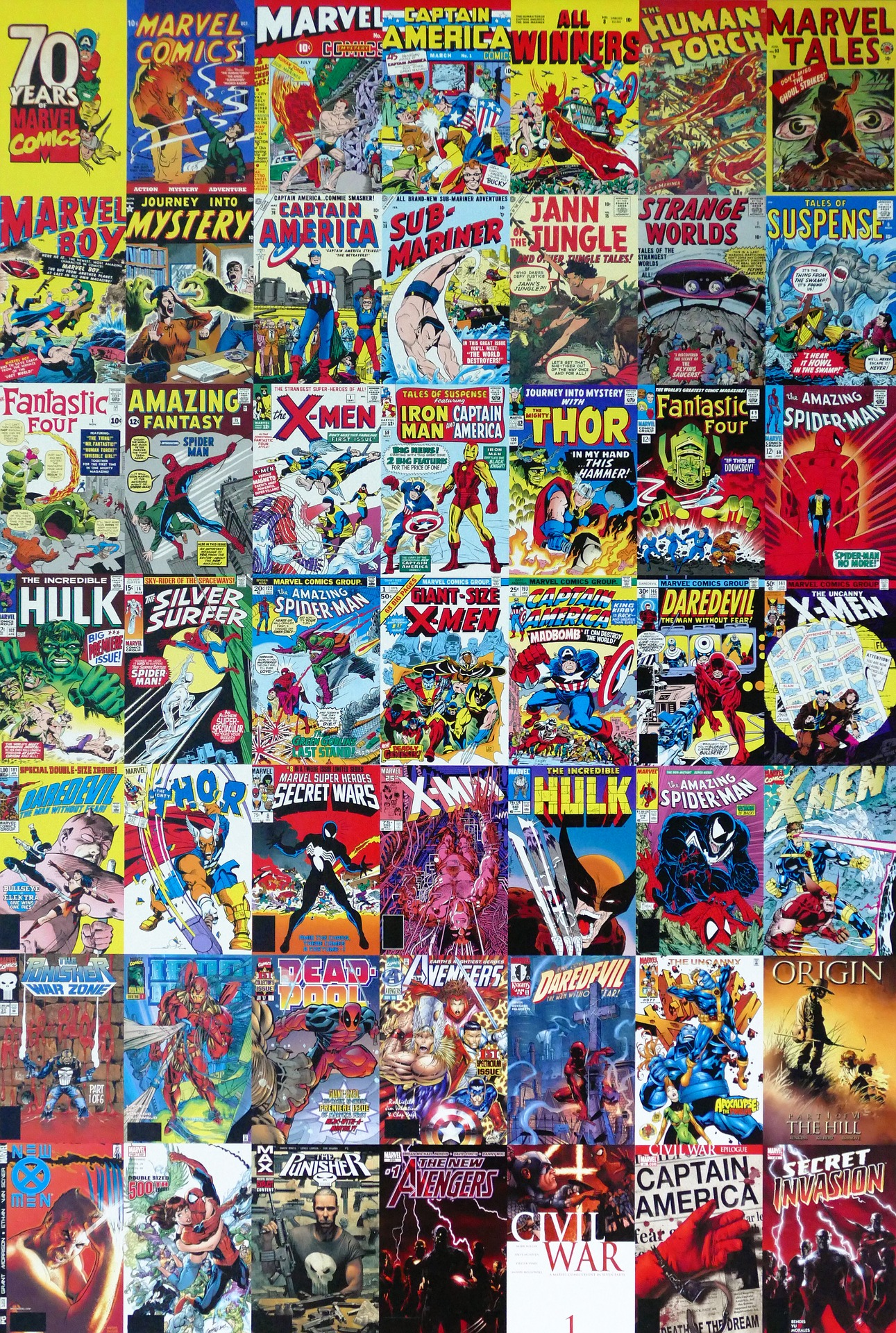 Most Valuable Comic Books of the 1980s