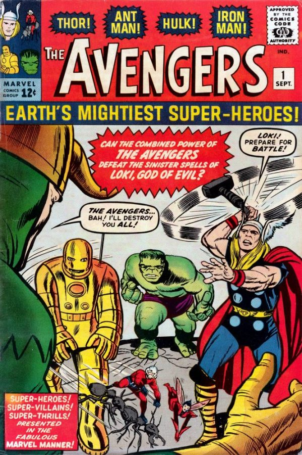 Valuable Comic Books of the 1960s