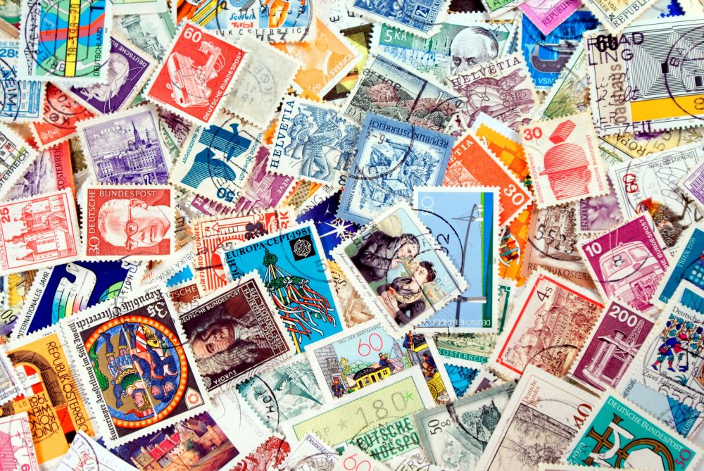 Collecting and Investing Stamps